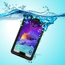 Samsung Galaxy Note 4 Waterproof Case, IThrough? Galaxy Note 4 Waterproof For