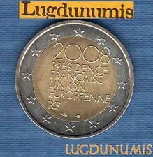 2 euro Commémo - France 2008 Présidence du Conseil de L'Union Européenne