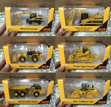1/64 Scale DieCast Model Construction vehicles - C-COOL - 6 Unit NIB