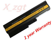 Battery for IBM Lenovo ThinkPad R60 R61 T60p T61p SL500 R500 W500 T500 SL400