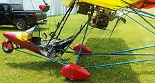 2-New Ultralight Experimental Aircraft Quicksilver WHEELPANTS ONLY  Rotax Trike