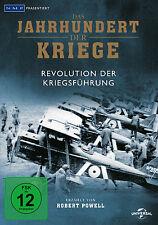 3 DVDs * DAS JAHRHUNDERT DER KRIEGE 2 - Revolution der Kriegsführung # NEU OVP +
