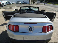 Ford: Mustang V6 Convertible Leather Salvage Rebuildable