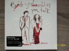 BABYSHAMBLES - YOU TALK New + Sealed CD The Libertines Pete / Peter Doherty