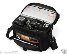 Lowepro Nova 200 AW Digital SLR Camera Bag Photo Shoulder Bag with a Rain Cover