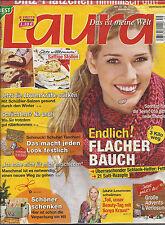 Magazin ***Laura *** Heft Zeitschrift Rezepte