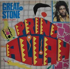 Prince Allah Great Stone Japan LP 1984 AC-8009 Insert P-Vine Special