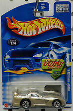 DODGE VIPER GTS R 174 2002 MOPAR BOYS HW HOT WHEELS