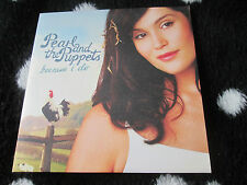 Pearl And The Puppets ‎– Because I Do Universal Republic ‎– IDOCD 2 UK CD Single
