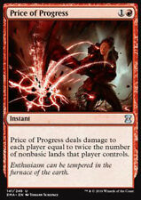 MTG PRICE OF PROGRESS - PREZZO DEL PROGRESSO - EMA - MAGIC