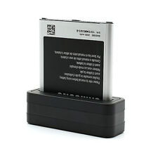 Portable USB Battery Charger Desktop Cradle Dock for Samsung Galaxy S 3 / III