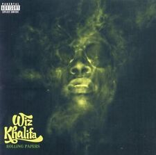 Wiz Khalifa - Rolling Papers NEW CD