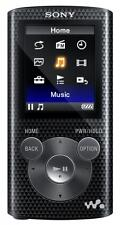 Sony Walkman NWZ-E384 Black 8 GB Walkman MP3 Player UD Unit/USB Only