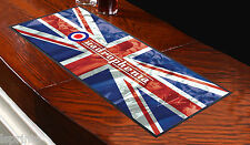 QUADROPHENIA MOD UNION JACK BAR RUNNER IDEAL FOR ANY OCCASION PARTY'S PUBS