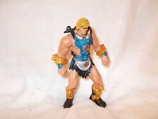 Action figure he-man masters of the universe 2002 prince adam he-man 5 pouces