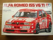 Tamiya 1:24 Scale Alfa Romeo 155 V6 TI 1992 DTM Champion Model Kit - New