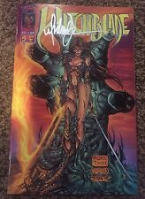 Witchblade #4 - SIGNED BY The Late Michael Turner - HIGH GRADE-NM W/COA