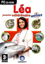 18204 // LEA PASSION VETERINAIRE EN AUSTRALIE PC TBE VF