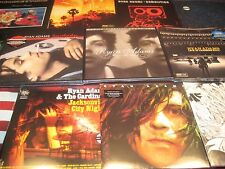 RYAN ADAMS  & THE CARDINALS COLLECTION ORIGINAL LOST HIGHWAY RECORDS 23 LP SET