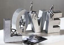 """CASABLANCA WORD ART - Skulptur - """"LOVE"""" - Schriftzug Buchstaben Figuren - NEU!"""