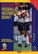 Deutschland und die Fußballweltmeisterschaft - Team Frankreich ( Doku )