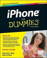 iPhone For Dummies-ExLibrary