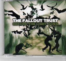 (FR694) The Fallout Trust, Before The Light Goes - 2005 CD