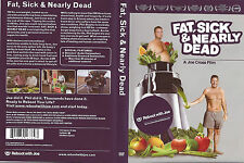Fat Sick And Nearly Dead     Joe Cross. DVD