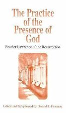 The Practice of the Presence of God by Denis Lawrence (1997, Paperback)