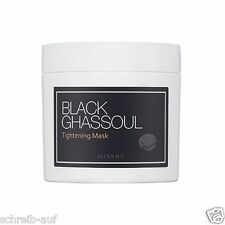 MISSHA Black Ghassoul Tightening Mask / Porenreinigung Gesichtsmaske Packung