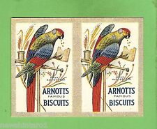 #D257.  1934  POCKET  CALENDAR - ARNOTTS  BISCUITS