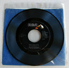 Elvis Presley 447-0682 Only Believe / Life 45RPM  ** Mint- **