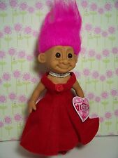 "HIGH HEELED TRACEY  - 7"" Russ Troll Doll - NEW IN ORIGINAL WRAPPER - Rare"