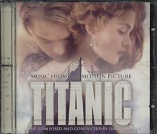 Titanic Ost - Celine Dion/James Horner Cd Eccellente