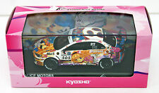 Kyosho Original K03495XI Kyosho Alice Motors Lancer X 2011 1/43 scale