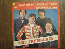 THE TREMELOES 45 TOURS HOLLANDE JENNY'S ALRIGHT