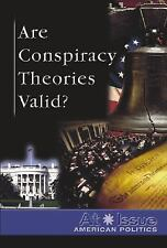 Are Conspiracy Theories Valid? (At Issue Series)-ExLibrary