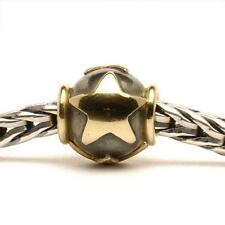 Authentic Trollbeads  18K Silver Stars Bead 41809
