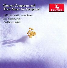 Woman Composers & Their Music for Saxophone, New Music