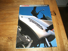 yamaha xj900s/xj600s/xj600n diversion brochure 2002 model