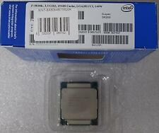 Intel Core i7 5820k 3.3 GHz SOCKET sr20s 2011-3