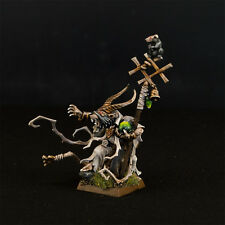 WARHAMMER AGE OF SIGMAR SKAVEN GREY SEER PAINTED