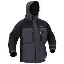 NEW ONYX ARCTIC SHIELD EXTREME COLD PARKA JACKET,GREY/GRAY/BLACK L COAT,LARGE