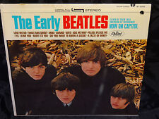 The Beatles The Early Beatles 19?? PROMO PASTE ON COVER SEALED LP RIAA 19