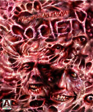 Society (Blu-ray/DVD, 2015, 2-Disc Set)