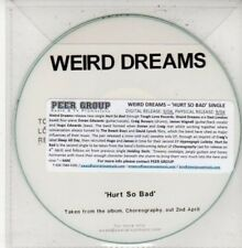 (DG30) Weird Dreams, Hurt So Bad - DJ CD