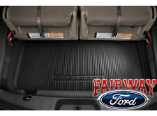11 thru 16 Explorer OEM Ford 3rd Row Black Cargo Area Protector Mat Liner NEW