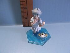 """#472 Unknown Anime Adorable 2""""in Girl in Light Blue Outfit Wading in Water"""