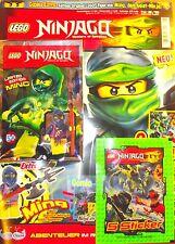 LEGO® NINJAGO Magazin inkl. Zubehör Nr.06/15 September-Oktober Limited Edition!!