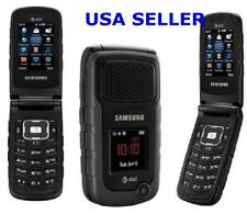 USA UNLOCKED NEW Samsung Rugby 2 II A847 3G GSM Rugged Flip Camera Phone Black